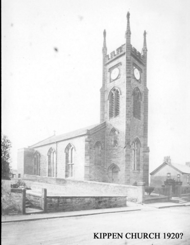 Fore Road church 1900