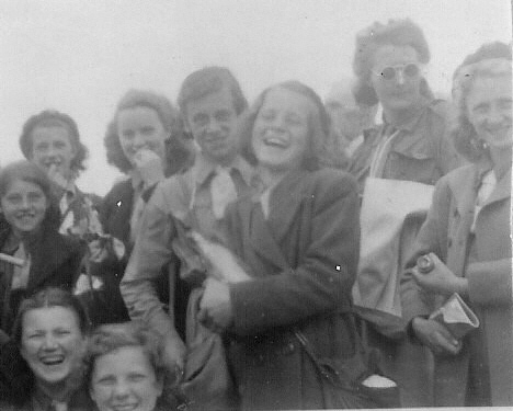 Kippen Youth Group 1948